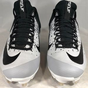 76c05cb58e310 Nike Shoes - Nike Zoom Trout 3 Mid Cut Metal Baseball Cleats